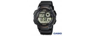 Orologio Casio Collection AE-1000W-1AVEF uomo resina digitale quarzo nero