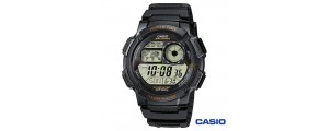 Orologio Casio Collection AE-1000W-1AVEF uomo resina digitale quarzo nero AE-1000W-1AVEF