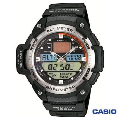 Orologio Casio Altimetro SGW-400H-1BVER multi funzione sportivo uomo digitale quarzo