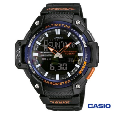 Casio Altimeter watch SGW-450H-2BER multi function sports man digital quartz