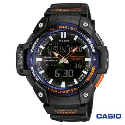 Orologio Casio Altimetro SGW-450H-2BER multi funzione sportivo uomo digitale quarzo  SGW-450H-2BER