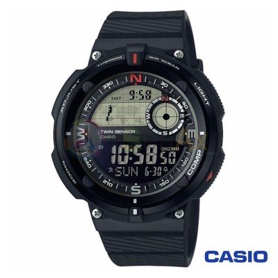 Casio Altimeter watch SGW-600H-1B multi function sports man digital quartz