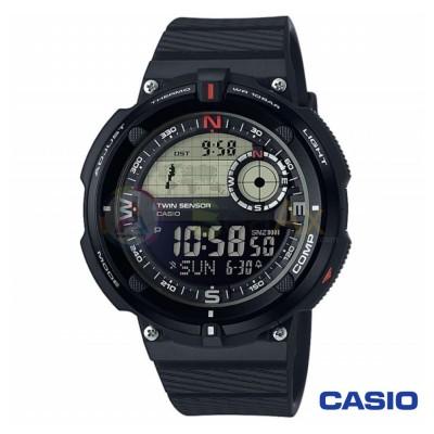 Orologio Casio Altimetro SGW-600H-1B multi funzione sportivo uomo digitale quarzo   SGW-600H-1B