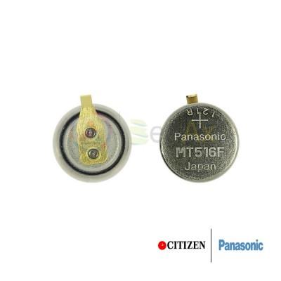 Accumulatore Panasonic per orologi Citizen modello 295-763 - MT516