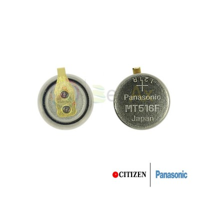 Accumulatore Panasonic per orologi Citizen modello 295-763 - MT516 CT295.763