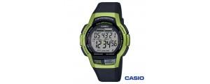 Casio Collection watch WS-1000H-3AVEF man digital resin quartz neutral