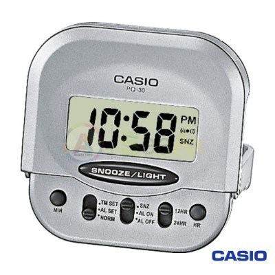 Sveglia digitale Casio PQ-30B-8EF