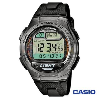 Casio Collection watch W-734-1AVEF man stainless steel digital quartz neutral