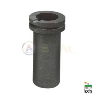 Graphite crucibles 2 Kg. capacity with full cut