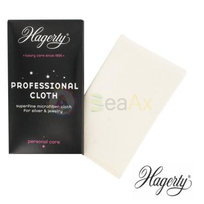 Hagerty Professional Cloth panno in micro-fibra soffice non trattato - 24x30 cm H101130