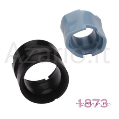 Coppia di porta movimenti 4 misure per orologi orologiaio watch tools attrezzi AG1979-80