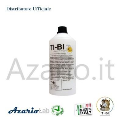 Soluzione TI-BI RESTAURO flaconi 950 ml lavaggio marmo porcellana biscuit materiali chiari