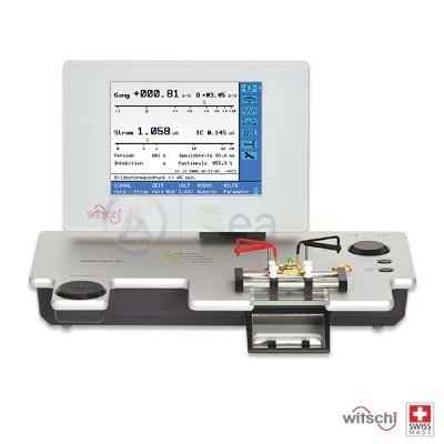 Apparecchio di controllo, cronocomparatore Analyzer Q1 - Witschi Swiss Made WT33.22PK