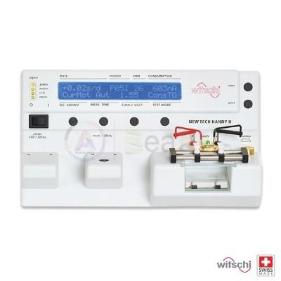 Apparecchio di controllo, cronocomparatore New Tech Handy II - Witschi Swiss Made WT33.11PK