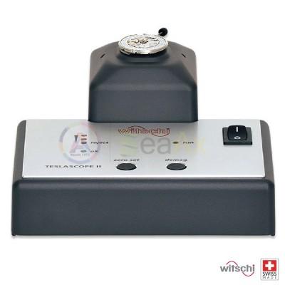 Smagnetizzatore e rilevatore di magnetismo Teslascope II - Witschi Swiss Made