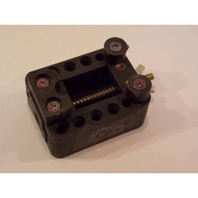 Morsetto base blocca ferma casse in plastica attrezzature orologi orologiaio
