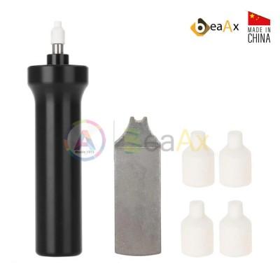 Pompa a pressione aria per rimuovere i vetri dalle casse monoblocco 5 accessori BXP11005