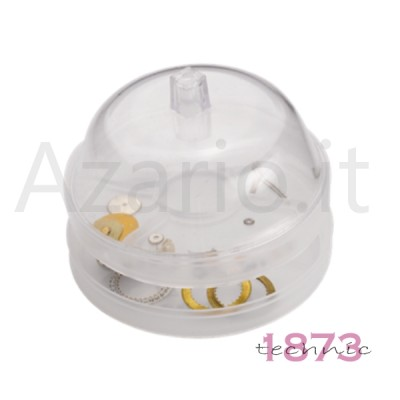 Bell dust protection base double watchmaker cleaning watch Dust Cover tools