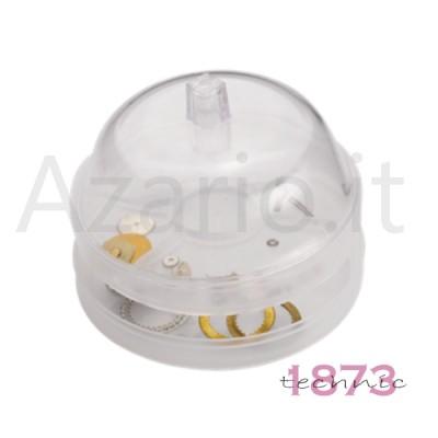 Campana proteggi polvere base doppia orologiaio pulizia watch Dust Cover tools AG2156