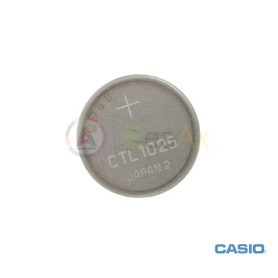 Accumulatore Casio CTL-1025 CTL-1025