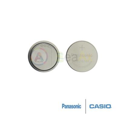 Accumulatore Casio CTL-1616F batteria Litio ricaricabile