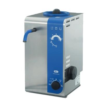 Generatore di vapore, Vaporizzatore ugello fisso, pompa ed aria compressa Elmasteam 8 basic