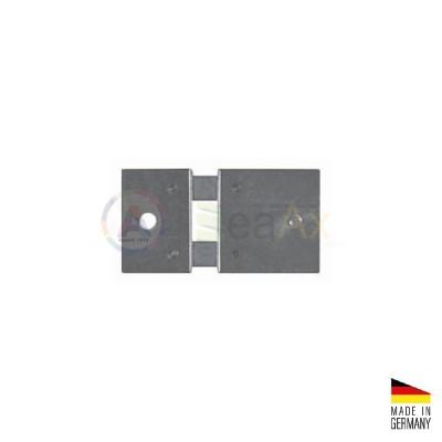 Sospensione metallica per pendolo Made in Germany - 11.50x0.04x6.80 mm