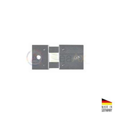 Sospensione metallica per pendolo Made in Germany - 12.50x0.05x6.80 mm