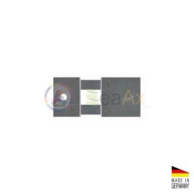 Sospensione metallica per pendolo Made in Germany - 13.50x0.05x6.80 mm