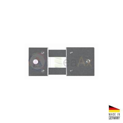 Sospensione metallica per pendolo Made in Germany - 14.50x0.05x6.80 mm