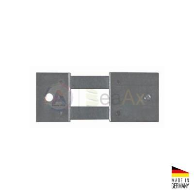 Sospensione metallica per pendolo Made in Germany - 15.50x0.06x6.80 mm