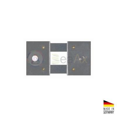 Sospensione metallica per pendolo Made in Germany - 10.50x0.05x6.80 mm