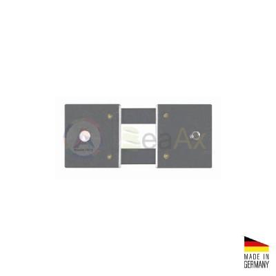 Sospensione metallica per pendolo Made in Germany - 13.50x0.04x6.80 mm
