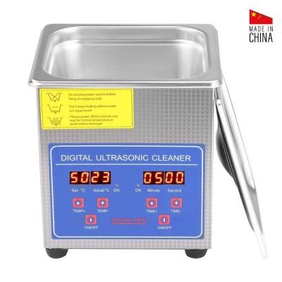 Vasca di lavaggio ad ultrasuoni 1.30 lt. - BeaAx Digital Pro BX013L