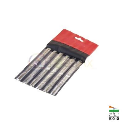 Assortimento seghetti per metalli 144 pz lame archetto 6 misure fini 1/0 - 6/0  AG1380-M
