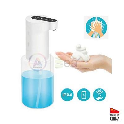 Dispenser automatico per sapone o gel infrarossi a batterie