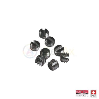 Screws for classic precision screwdrivers 10 pcs Horotec