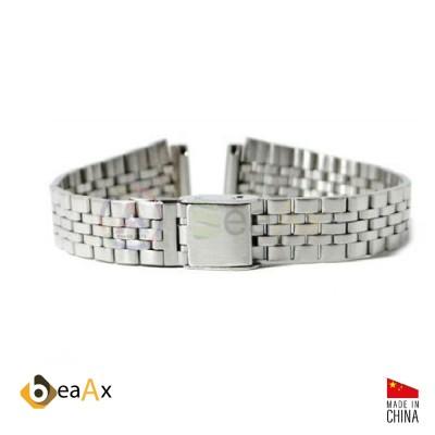 Cinturino compatibile in acciaio inox per orologio Casio LA-680WA / WEA