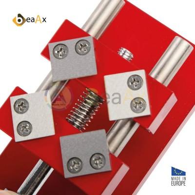 Strumento rimuovi smonta ghiere fino ø 45 mm con 4 lame acciaio intercambiabili BX506052