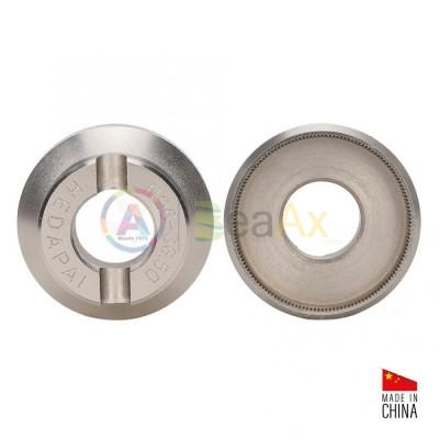 Tassello per fondo cassa Rolex Deepsea n° 6 misura 36.50 mm in acciaio inox BX501045-365
