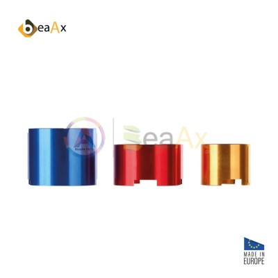 Portamovimento alluminio set da 3 pz. calibrati Rolex movimenti 1570 2135 3035 BXRP11055