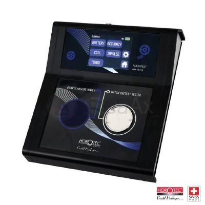 Apparecchio multifunzione test movimenti quarzo batterie portatile schermo touch MSA-19.115