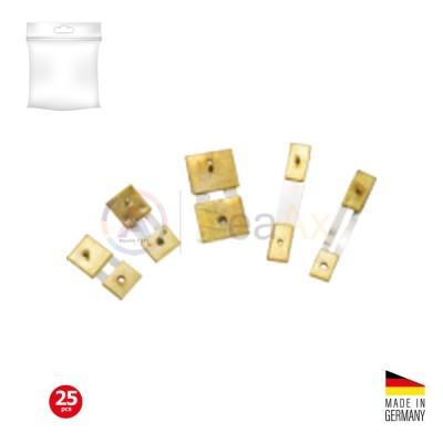 Sospensioni per pendoleria Europea assortite 50 pz in 5 modelli Made in Germany AG2222-50