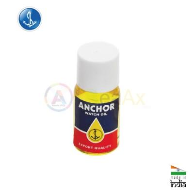 Olio Anchor classico per orologeria e meccanica di precisione - Flacone 10 ml TS0277