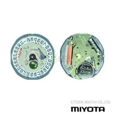 Movimento al quarzo Miyota 1L15 due sfere con datario H3 Citizen Watch Japan MYM-1L15