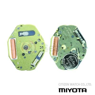 Movimento al quarzo Miyota 1L32 tre sfere senza datario sostituito da GL30 MYM-1L32