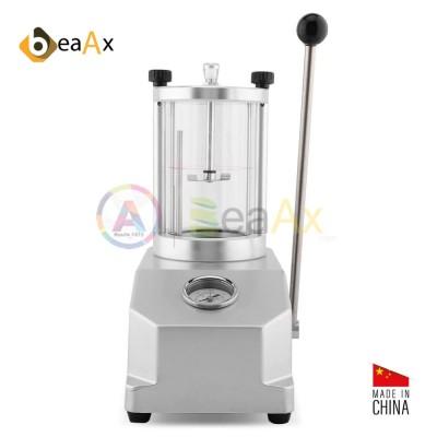 Tester prova impermeabilità BeaAx ad acqua max 6 bar cilindro plexiglass ø 85 mm BX503045