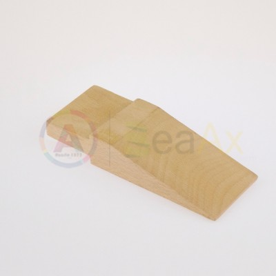 Hard wood bench pin for workbenches 135x55x28 mm
