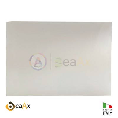 White bench mat 400x300x2 mm BeaAx Made in Italy