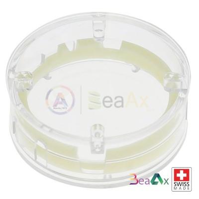 Scatola in plastica rigida trasparente per confezionamento movimenti - 10 pcs. BXRR01